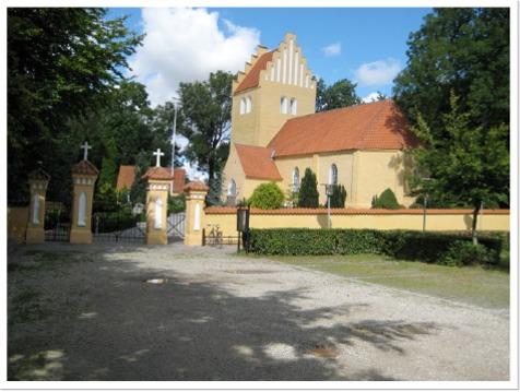 gammel er valløy kirke